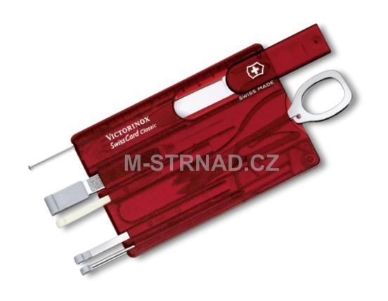 Victorinox SwissCard Classic 7100.T