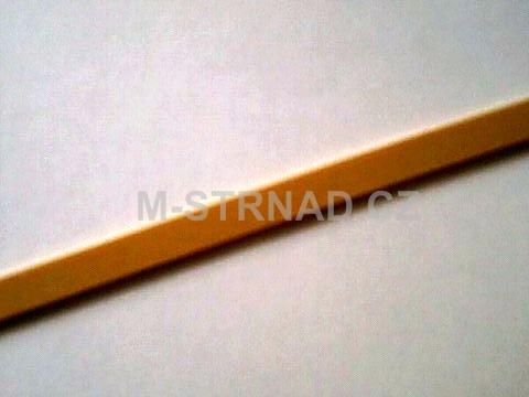 Praková guma 3x3 mm