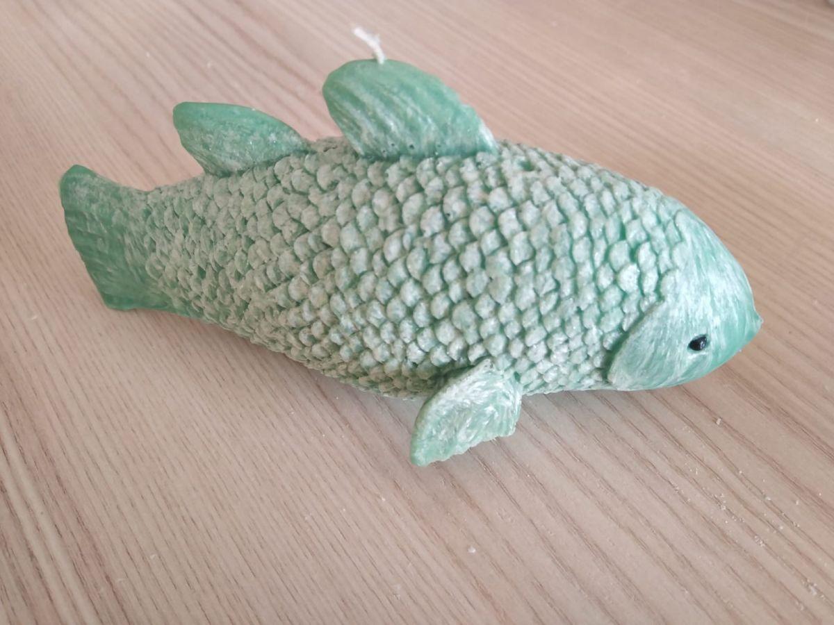 Svíčka - ryba malá